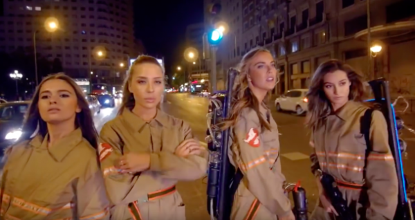 ghostbusters 2016 spain is pain