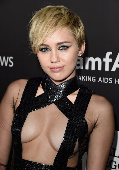 attends amfAR LA Inspiration Gala honoring Tom Ford at Milk Studios on October 29, 2014 in Hollywood, California.