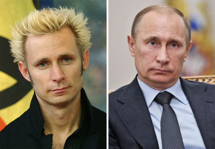 Mike Dirnt de Green Day ha dejado su vida de punk y se ha metido en política